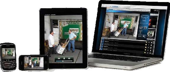 انتقال تصویر دوربین مداربسته با آی پی استاتیک