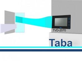 معرفی مانیتور تصویری تابا مدل TVD-2070